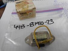 NOS Yamaha DT100 DT125 DT175 DT250 Voltage Regulator 498-16371-00