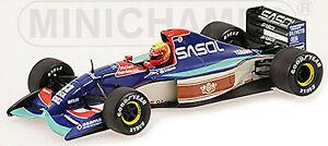 Jordan Hard 192 Yamaha Formula1 1992 #33 Maurício Gugelmin 1:43 Minichamps