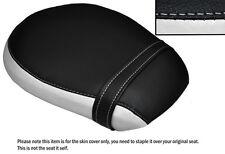 BLACK & WHITE CUSTOM FITS TRIUMPH THUNDERBIRD 1600 LONGHAUL REAR SEAT COVER