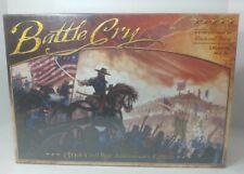 NEW/SEALED Battle Cry 150th Anv Edition 2010 Richard Borg OOP Rare Hasbro