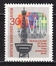 Germany / Berlin - 1967 Radio/TV exhibition - Mi. 309 MNH