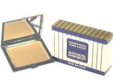 Alexandra de Markoff Powder Finish Creme Makeup 92.5 92 1/2 Deep Box Imperfect