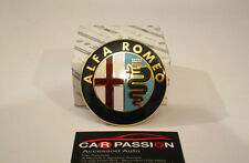 FREGIO STEMMA POSTERIORE ALFA ROMEO 156 ORIGINALE 2001-2005 genuine rear emblem