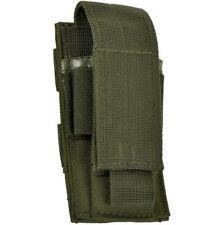 Mil-Tec Einfach Pistol Magazintasche MOLLE Mag Pouch mit Klettverschluss Oliv OD