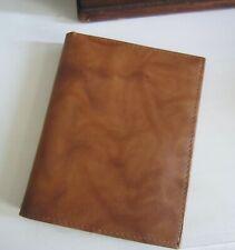 ROLFS Genuine Brown Leather Men's Bifold Wallet - New