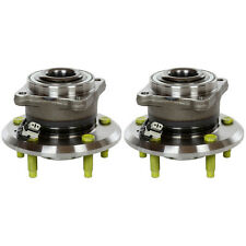 2 New Premium Rear Wheel Hub Bearing Assembly Pair/Set For Left and Right