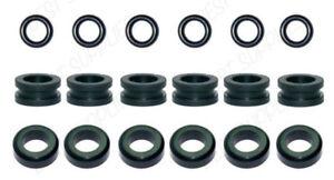 Fuel Injector Service Kit - Seals O-Rings Grommets for Suzuki Grand Vitara