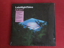 MGMT - Late Night Tales 2011 Sealed 2 LP Set Night Time Stories