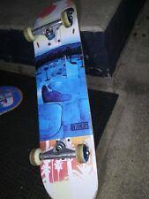 Skateboard complete .tricks