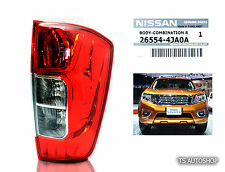 BACK RIGHT R TAIL LAMP LIGHT GENUINE FOR NISSAN NAVARA NP300 D23 2WD 4WD 2015-ON