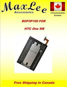 ORIGINAL BRAND NEW HTC ONE M8 BATTERY B0P3P100 2600mAh