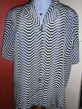 Unbranded Women's Striped Blouse Waist Length Tops & Shirts