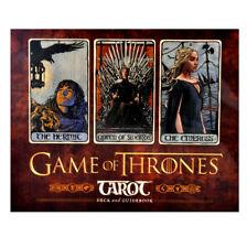 Game Of Thrones Tarot et Guide coffret