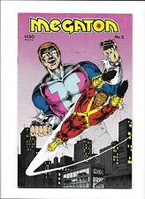 MEGATON #5 [1986 VG-FN] 1ST LIEFELD PUBLISHED ART!