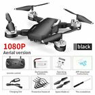 x pro 5G Selfi WIFI Drone FPV GPS With 1080P HD Camera Foldable RC Quadcopter US