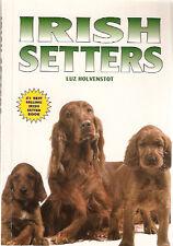 Tfhbook: Irish Setters By Luz Holvenstot 1990 Paperback