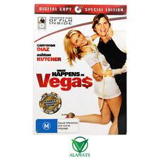 What Happens In Vegas (DVD) New - Comedy Romance - Ashton Kutcher - Cameron Diaz