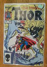 The Mighty Thor #345 (1984 Marvel) 2nd Appearance Malekith Walt Simonson NM