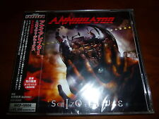 Annihilator / Schizo Deluxe JAPAN+4 NEW!!!!!!!!!!!! A4