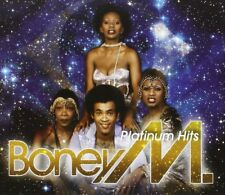BONEY M. - PLATINUM HITS 2 CD NEUF