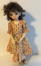 Dress and shoes for Msd size Kaye Wiggs Doll