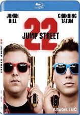 22 JUMP STREET - BLU-RAY - REGION B UK