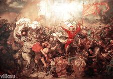Battle of Zalgiris Grunwald Tannenbeg 1410 Lithuania Poland Vytautas Jagiello