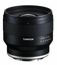 Tamron 20mm f2,8 Di III OSD 1:2 Macro Sony E-Mount