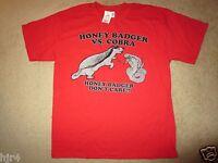 Tyrann Mathieu #32 Arizona Cardinals Honey Badger Shirt LG L NEW