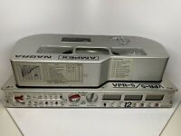 "Ampex Nagra VPR-5 Tape Recorder NTSC 1"" Reel To Reel w/ Manual - AS IS"
