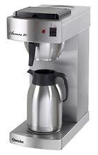 Kaffeemaschine Aurora 20 und 250 Korbfilter Bartscher 190047 und 19015250 Gastro