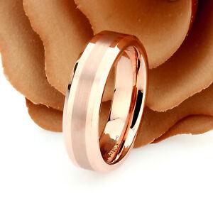 Women/'s Customizable Tungsten Birthstone Wedding Band 6mm Hammered Finish Black IP Stepped Edge Tungsten Carbide Ring TS0793WG