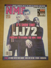 NME 2001 JAN 20 JJ72 MANICS COLDPLAY REM FEEDER