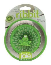 Joie  Ribbit Frog  Green  Sink Strainer