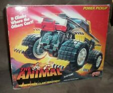 VINTAGE 1991 GALOOB THE ANIMAL 4X4 PICKUP MONSTER TRUCK POWER CLAW IN BOX WORKS