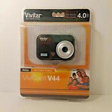 Vivitar ViviCam V44 Digital Camera 4.0 Mega Pixel 1.5