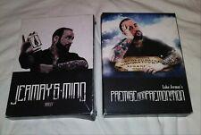 Luke Jermay 8 Dvd Mentalism Weber Premise & Premonition Jermay's Mind