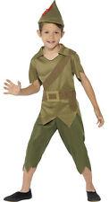 Robin Hood Boy's Costume Size Small 4-6