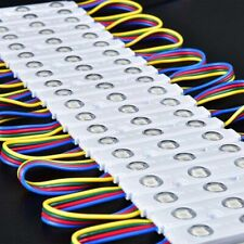 Rgb 5050 Led injection Module store front light Waterproof Decorative Light Lamp
