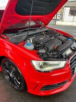 Audi A3 s line very clean and drives perfectly