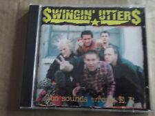 Swingin' Utters - Sounds Wrong EP (1998) CD near mint