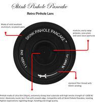 """Skink Pinhole Pancake """"Retro"""" Lens Starter Kit - Leica M M9 M8 Zubehörpaket"""