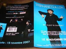 STEPHANE GUILLON - PLAN MEDIA EN AVANT LA MUSIQUE !!!!!