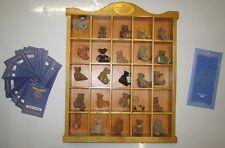 Mayfair DIE BERÜHMTESTEN TEDDYBÄREN DER WELT Miniaturen Collection Extec Edition