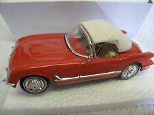 ACTION RACING COLLECTABLES 1955 CORVETTE *~*