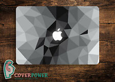 Abstract Geometric MacBook Decal Macbook Cover Sticker Vinyl Laptop Skin KL51