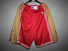 NBA CLEVELAND CAVALIERS BASKETBALL SHORTS CHAMPION MEN SIZE M
