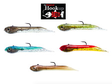 Original Hook Up Baits Saltwater Jigs Calico Bass Halibut Select Size / Color