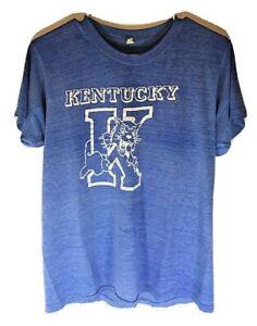 Vintage Single Stitch Kentucky Wildcats T-Shirt - Size L