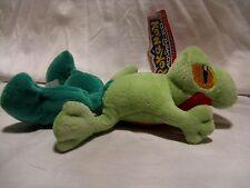 Pokemon Advanced Stuffed Plush Treecko Figure *Mint* Hasbro 2004 *All Tags*